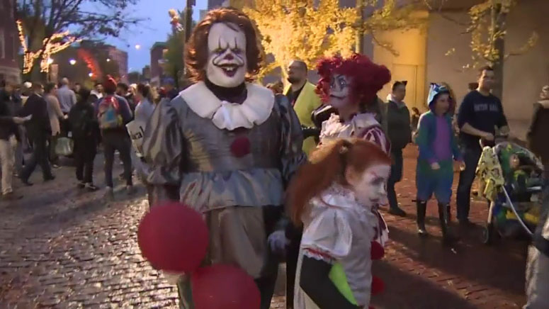 Places To Walk Around In Boston On Halloween 2020 Spooked by COVID 19, Salem cancels slew of Halloween activities