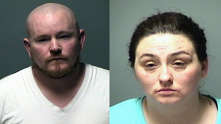 Hopkinton couple arrested for walking dog in the nude