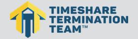 timeshare termination team