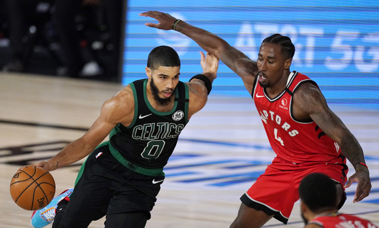 Celtics Oust Raptors In Game 7 Head To East Finals Vs Heat Boston News Weather Sports Whdh 7news