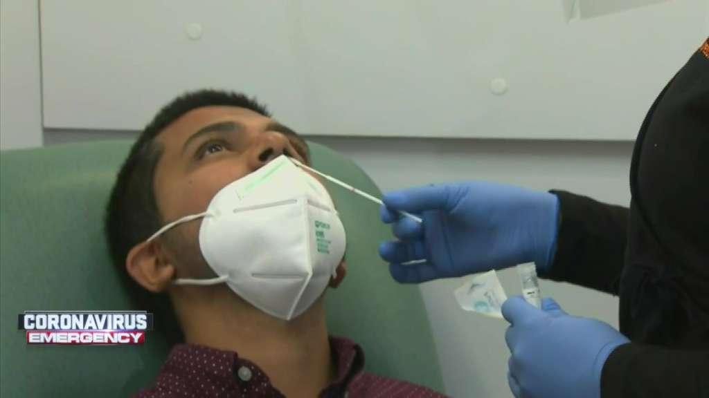 coronavirus testing Logan
