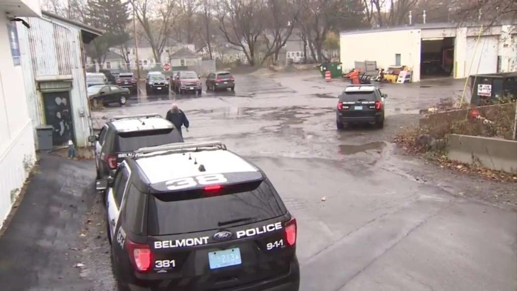 Belmont police