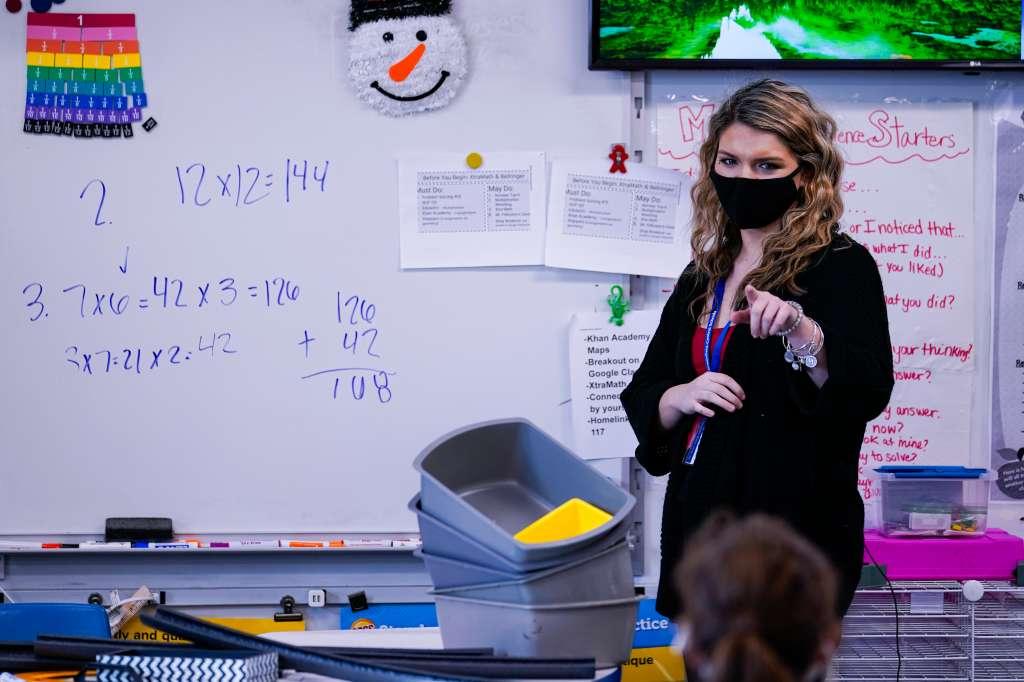 Virus Outbreak Substitute Teachers