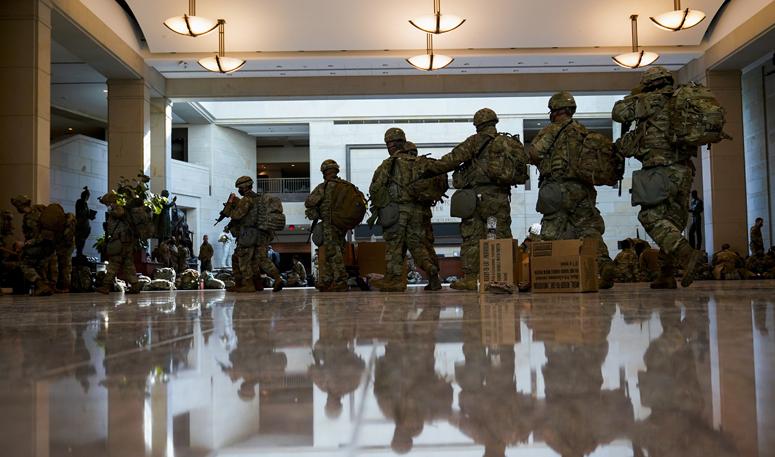 Troops DC