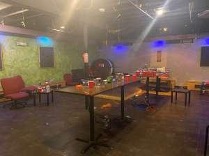 Lawrence illegal nightclub