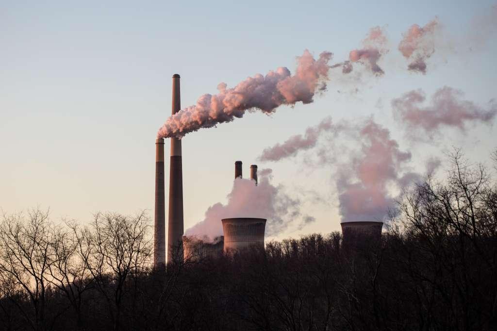 Coal Smokestacks