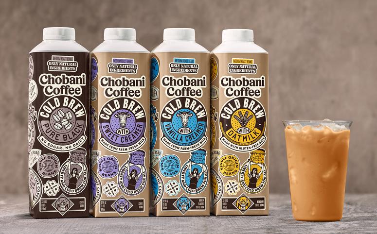 Chobani Cold Brew