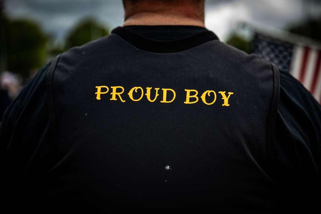 Proud Boys Vest