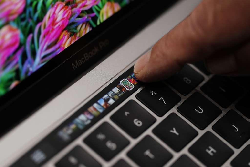 Mac Touch Bar