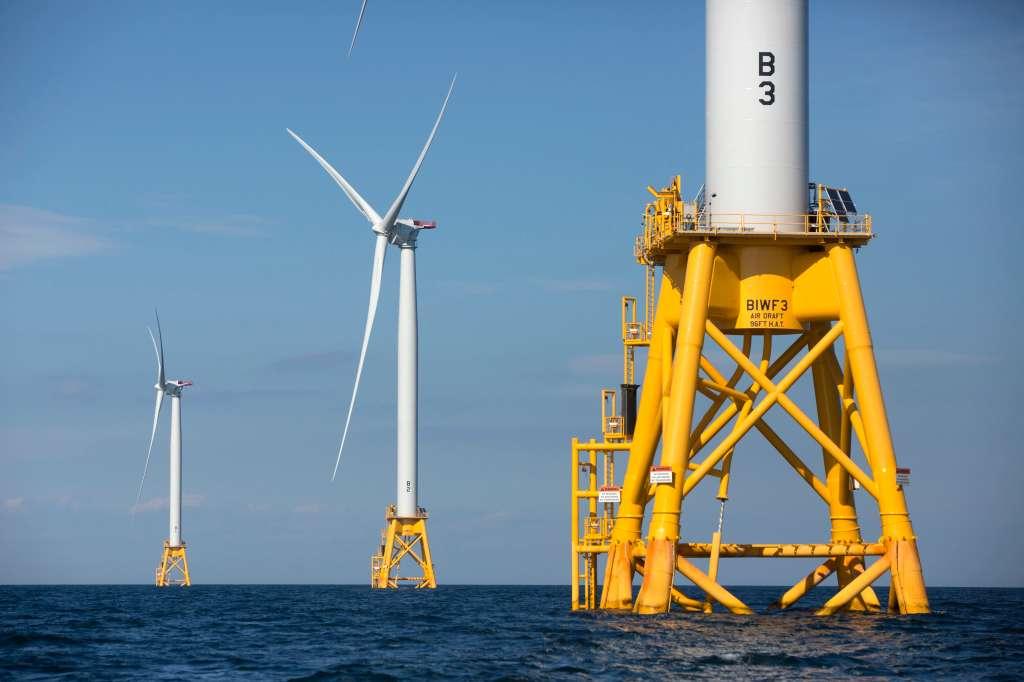 Biden Wind Farms