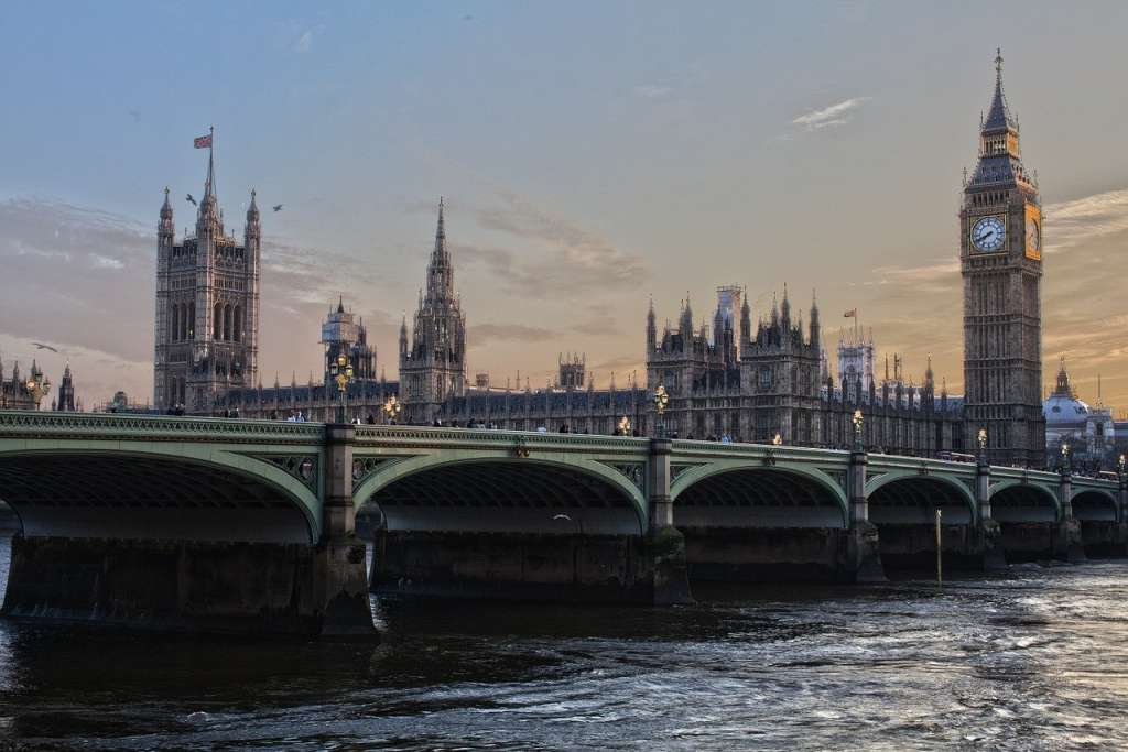 London britain