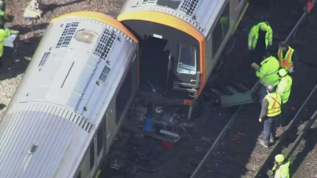 Orange Line derailment