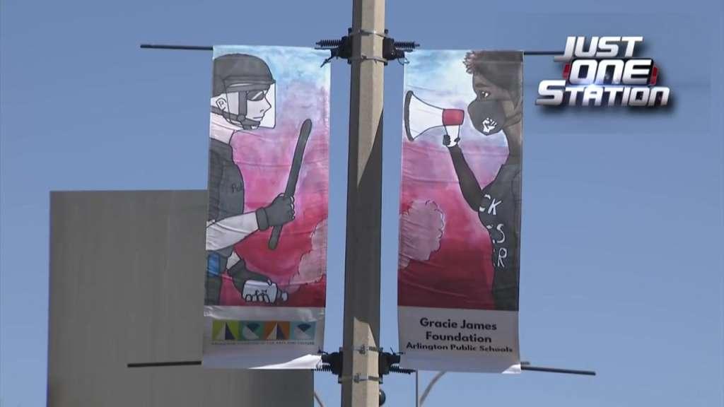 Arlington banner