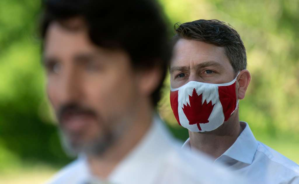 Canadian MP caught urinating during virtual session just