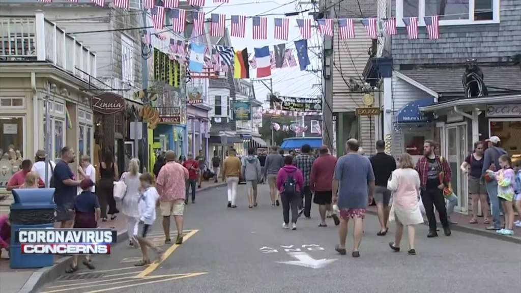 COVID-19 test positivity rate falls below 5 percent in Provincetown