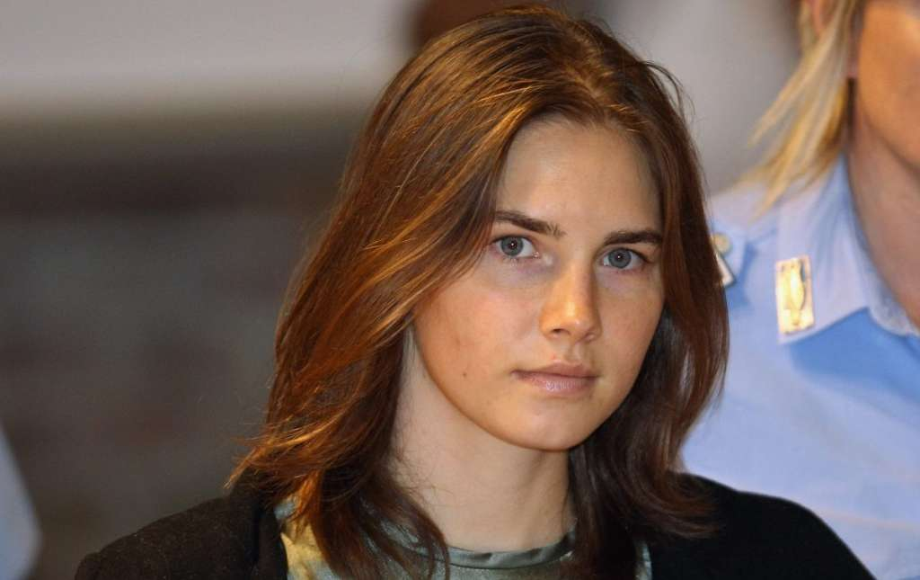 Amanda Knox claims 'Stillwater' is profiting off her life