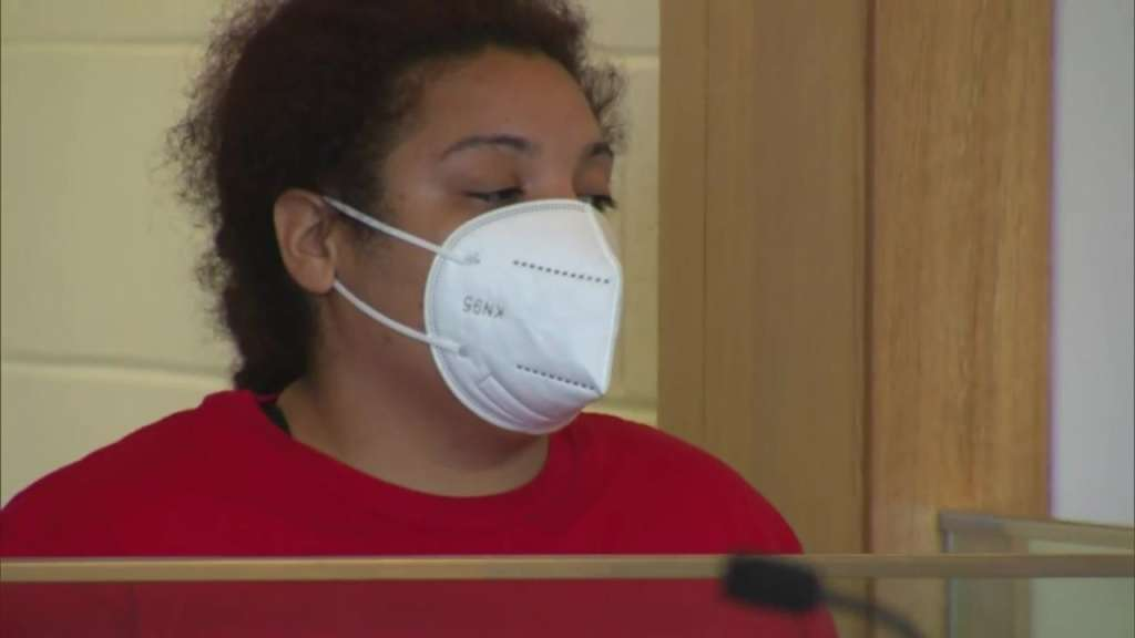 Taunton suspect appears in court